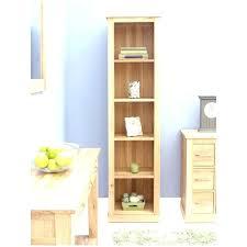 Narrow Bookcase White Narrow Wood Bookcase Narrow Wood Bookcase Bookcase White