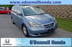 2007 honda odyssey exl 2007 honda odyssey ex l honda dealer in baltimore md and