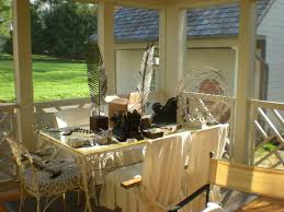 Screen Porch Designs For Houses Screen Porch Decorating Ideas Home Decorators Collection