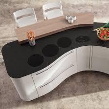 fabricant de cuisine haut de gamme cuisine design arrondie alicante 1 fabricant cuisiniste de qualité