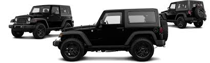 jeep suv 2016 black 2016 jeep wrangler 4x4 black bear 2dr suv research groovecar