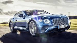 bentley singapore 2018 bentley continental gt review 626bhp coupe tested top gear