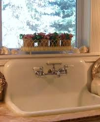 Old Kitchen Sink With Drainboard by Antique Farm Sinks Always Look Awesome Homeware Pinterest