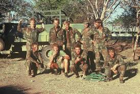 fireforce one man s war in the rhodesian light infantry africa s commandos new book on the rli archive small wars council