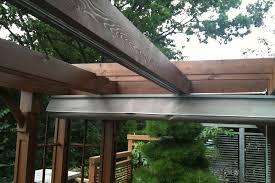 Pergola Canopy Ideas by Pergola Design Custom Canopy Ideas From Shadefx