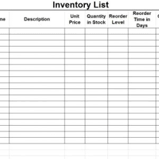 Inventory Sign Out Sheet Template Excellent Inventory Checklist Template Sle Helloalive