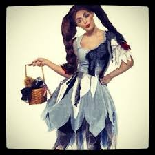 Fairy Tales Halloween Costumes Dead Dolly Dorothy Costume Twisted Fairy Tales Halloween