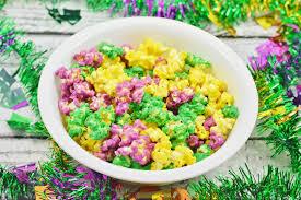 mardi gras candy with 4 boys mardi gras candy coated popcorn