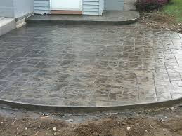 Stamped Concrete Patios Pictures by Stamped Concrete U2013 Norcon Construction Inc