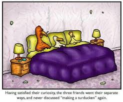 happy thanksgiving and a fossil turducken why evolution is true