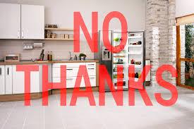 Closed Kitchen Open Floor Plan Kitchen Conquer Clutter In An Open Floor Plan Home