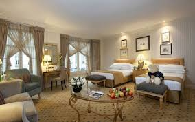 Top  The Best Familyfriendly Hotels In London Telegraph Travel - Family rooms central london