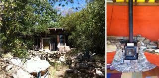 Outdoor Shower And Toilet Ojai Accommodation Yoga Del Mar