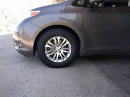 2014 awd limited upsized tires setups winter and summer