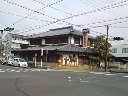 traditional 2 story house traditional japanese houses shimizu bank branch in kakegawa city