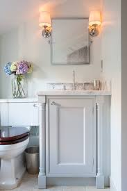 Shallow Bathroom Cabinet Shallow Bathroom Vanity Powder Room Traditional With Traditional