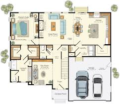 Single Family Floor Plans Carson Floor Plan Schell Brothers