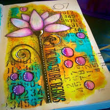 25 beautiful art journal pages ideas on pinterest art journal