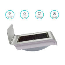 Solar Powered Motion Sensor Outdoor Light by Etoplighting 16 Led Outdoor Landscape Wireless Solar Powered