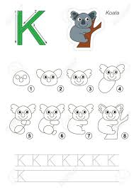 tutorial vector c zoo alphabet complete learn handwriting drawing tutorial for