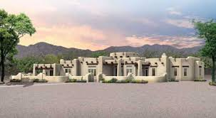 1 luxury house plans southwestern style house plans plan 68 133