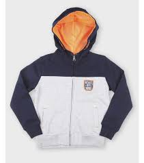 buy colour block hooded sweatshirt online in india