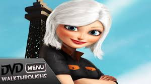 monsters aliens 2009 dvd menu walkthrough