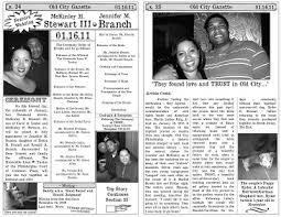 newspaper wedding programs the browy the etsy creation the mini newspaper program