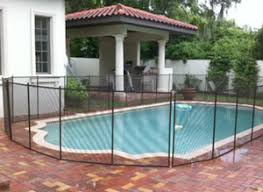 Backyard Pool Fence Ideas Swimming Pool Fencing Ideas For Temporary Fencing Someday Home