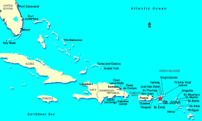 st islands map st u s islands discount cruises last minute