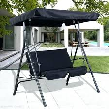 patio swing with canopy replacement frame canada costco