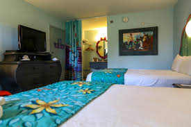 art of animation resort little mermaid room review u2013 easywdw