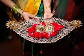 wedding tray decorative trays for engagement chittara b engagement