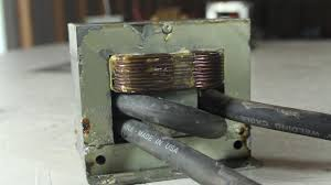 how to turn a microwave oven transformer into a high amperage