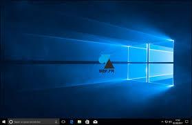 où sont passées mes icônes sur le bureau windowsfacile fr