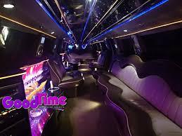 limousine hummer inside limousine service fleet ontario limos