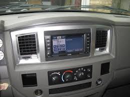 2005 Dodge Ram Navigation Radio Mygig Nav Install In A Ram Dodge Diesel Diesel Truck Resource