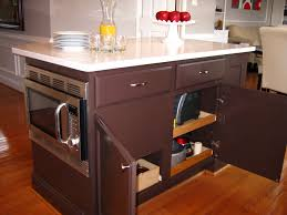 kitchen island microwave remodelando la casa kitchen island update