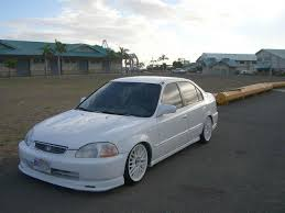 1998 honda civic lx custom autoland 1998 honda civic lx 4doors lip rims drop 5spd