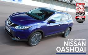 nissan crossover 2013 crossover of the year 2015 pictures nissan qashqai awards