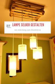 Wohnzimmer Lampe Anleitung Esszimmer Lampe Selber Bauen Design
