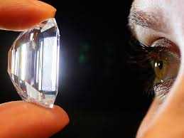 how to tell whether a diamond is real or fake business insider