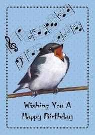 singing birthday singing birthday card card design ideas