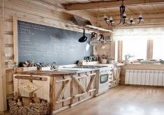 rustic country kitchen decor home design
