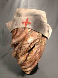 Toxic Halloween Costumes Nurse Hillary Silent Hill Creature Toxic Deformed Classic