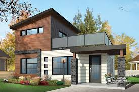 modern houses floor plans beautiful affordable modern house plan collection drummond