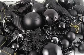 black christmas black christmas decorations ideas