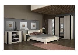chambre adulte compl鑼e pas cher chambre adulte pas cher lit armoire commode chevet brighton