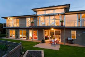 fasham portsea cliff top home custom home designs