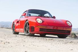 Bill Gates Cars Images by Driving A Porsche 959 In The Us Thank Bill Gates